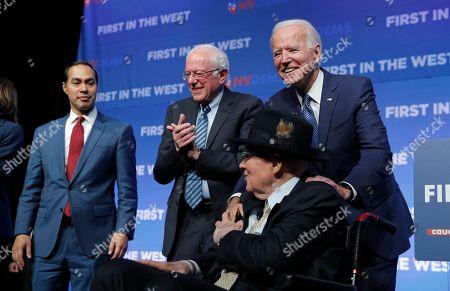 Editorial image of Election 2020 Nevada, Las Vegas, USA - 17 Nov 2019