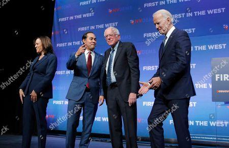 Editorial picture of Election 2020 Nevada, Las Vegas, USA - 17 Nov 2019
