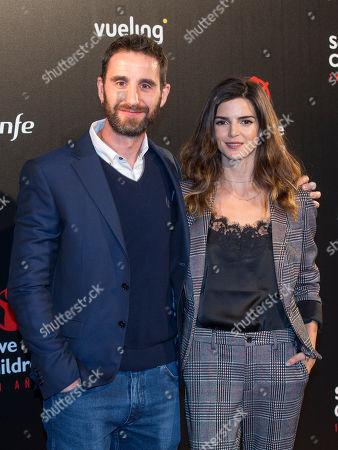 Clara Lago and Dani Rovira