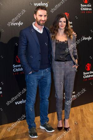 Editorial image of 'Save the Children' Awards, Madrid, Spain - 13 Nov 2019