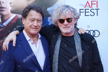 Editorial photo of 'The Song of Names' film premiere, AFI Fest, Los Angeles, USA - 17 Nov 2019