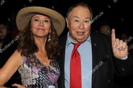 Wendy Makkena and David Newell