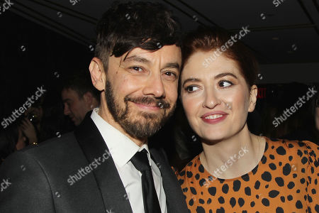 Editorial image of NY Special Screening of 'A BEAUTIFUL DAY IN THE NEIGHBORHOOD' After Party, New York, USA - 17 Nov 2019