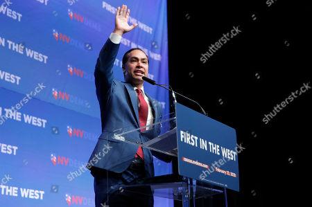 Editorial photo of Election 2020 Nevada, Las Vegas, USA - 17 Nov 2019