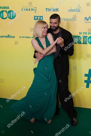 Editorial image of 'Si Yo Fuera Ric' film premiere, Madrid, Spain - 13 Nov 2019