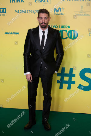 Editorial photo of 'Si Yo Fuera Ric' film premiere, Madrid, Spain - 13 Nov 2019
