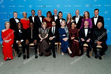 Editorial photo of American Portrait Gala, Washington, USA - 17 Nov 2019