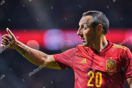 Santi Cazorla of Spain
