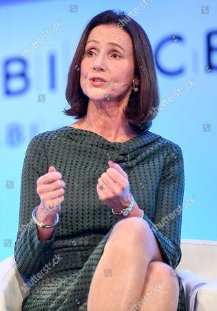 Stock Photo of Carolyn Fairbairn, Director-General of the CBI