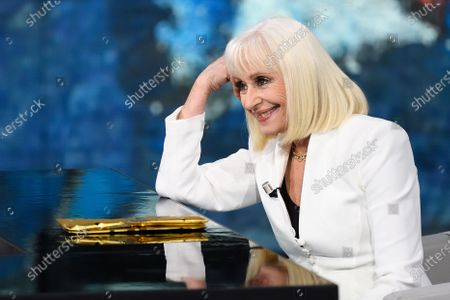 Stock Picture of Raffaella Carra