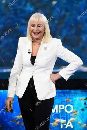 Editorial picture of 'Che tempo che fa' TV show, Milan, Italy - 17 Nov 2019