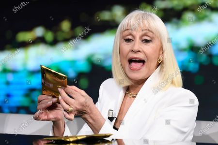 Stock Image of Raffaella Carra