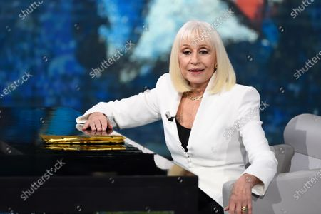 Stock Photo of Raffaella Carra