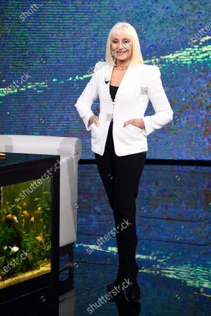 Stock Picture of Raffaella Carra