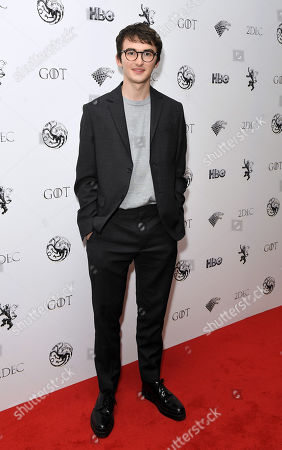 Stock Picture of Isaac Hempstead Wright
