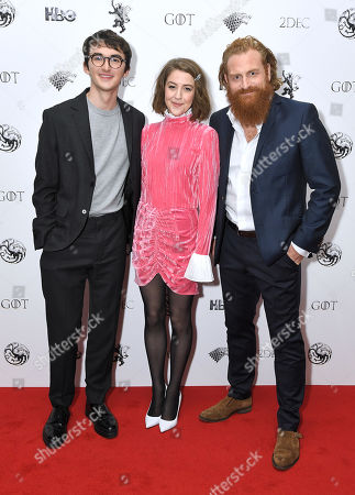 Editorial photo of 'Game of Thrones: A Celebration' event, London, UK - 18 Nov 2019