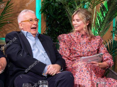 Editorial image of 'This Morning' TV show, London, UK - 18 Nov 2019