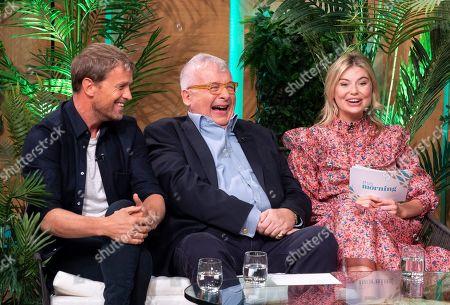 Editorial photo of 'This Morning' TV show, London, UK - 18 Nov 2019