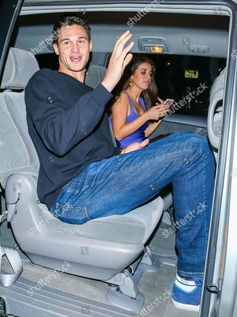 Editorial photo of Danilo Gallinari out and about, Los Angeles, USA - 17 Nov 2019