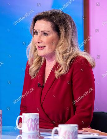 Editorial image of 'Loose Women' TV show, London, UK - 18 Nov 2019