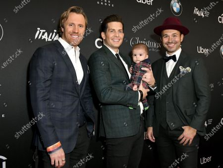 Editorial picture of Christmas At The Grove, Arrivals, Los Angeles, USA - 17 Nov 2019