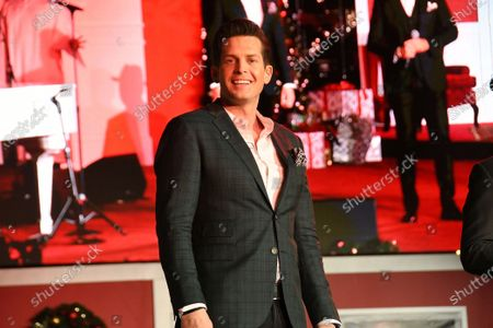 Stock Picture of Fraser Walters of The Tenors