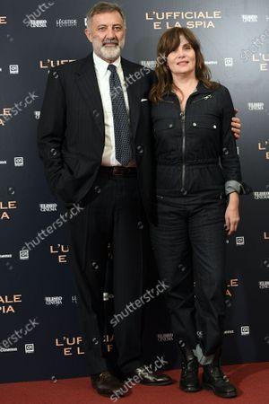 Luca Barbareschi, Emmanuelle Seigner
