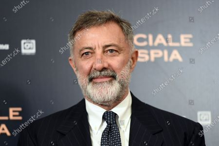 Editorial image of 'J'accuse' film premiere, Rome, Italy - 18 Nov 2019