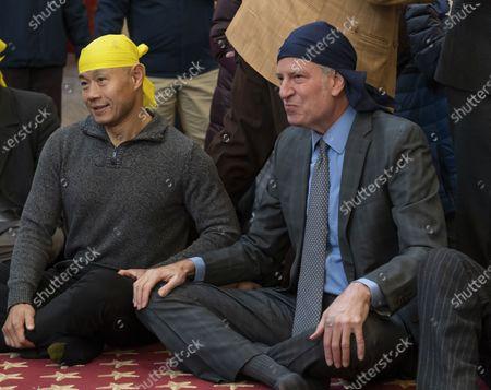 Editorial photo of 550th birthday celebration of Guru Nanak Dev Ji, New York, USA - 17 Nov 2019
