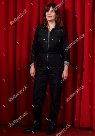 Emmanuelle Seigner poses during the photocall for ''L'Ufficiale e la Spia'' (J'Accuse) in Rome, Italy, 18 November 2019. The movie opens in Italian theaters on 21 November.