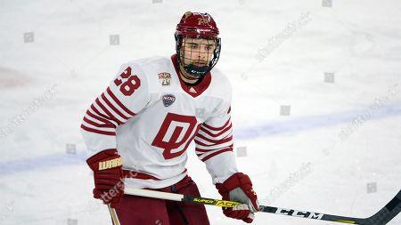 Editorial picture of Hockey, Denver, USA - 15 Nov 2019