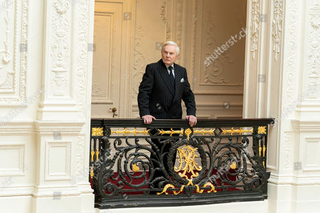 Stock Photo of Sir Derek Jacobi as the Duke of Windsor