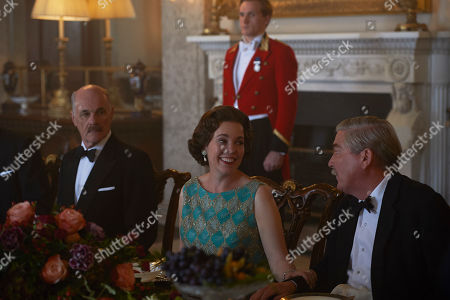 Editorial image of 'The Crown' TV Show Season 3 - 2019