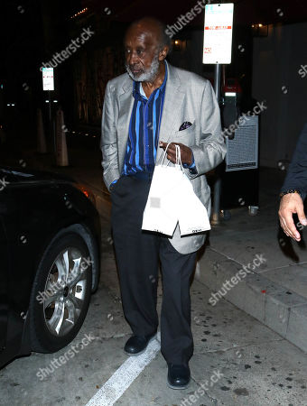 Clarence Avant at Delilah Nightclub