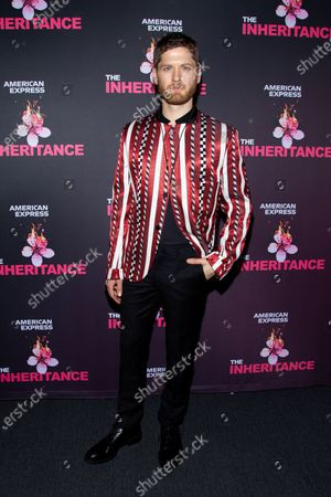 Editorial picture of 'The Inheritance' Broadway play opening, Barrymore Theater, Arrivals, New York, USA - 17 Nov 2019