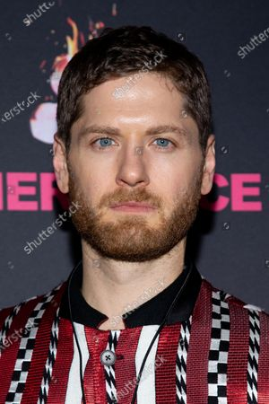 Stock Picture of Kyle Soller