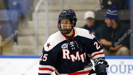 Editorial picture of Robert Morris Bentley Hockey, Waltham, USA - 16 Nov 2019