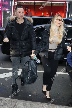 Editorial picture of 'Strahan, Sara & Keke' TV show, New York, USA - 18 Nov 2019