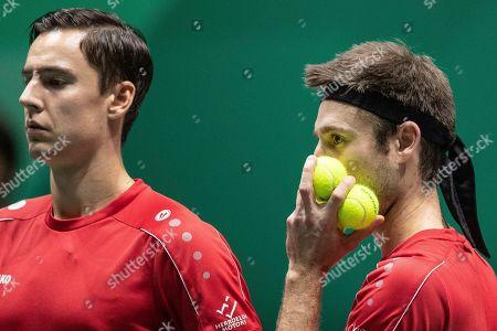 Editorial image of Tennis Davis Cup, Madrid, Spain - 18 Nov 2019