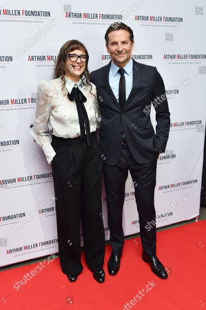 Editorial picture of 2nd Annual Arthur Miller Foundation Honors gala, Arrivals, New York, USA - 18 Nov 2019
