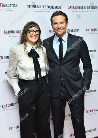 Editorial photo of 2nd Annual Arthur Miller Foundation Honors gala, Arrivals, New York, USA - 18 Nov 2019