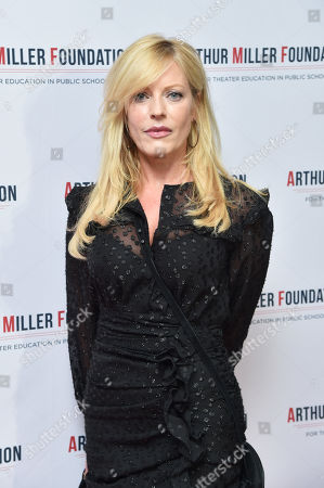 Editorial image of 2nd Annual Arthur Miller Foundation Honors gala, Arrivals, New York, USA - 18 Nov 2019