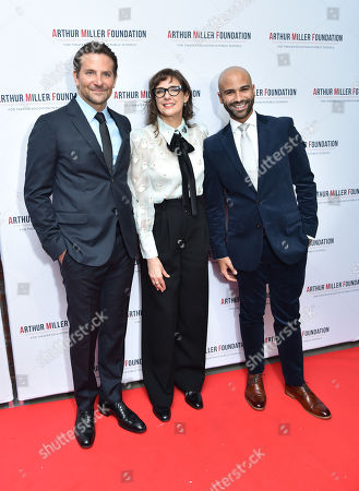 Bradley Cooper, Rebecca Miller, and Keeshon Morrow