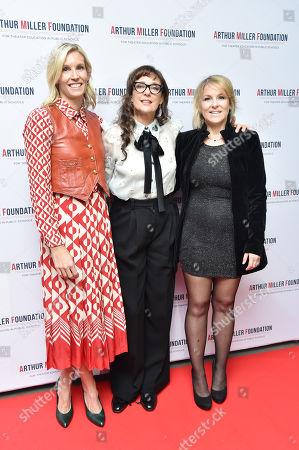 Sandi Farkas, Rebecca Miller, and Janine Smith