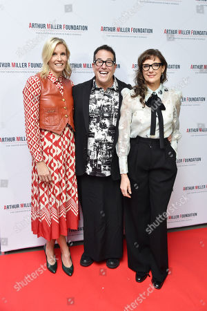 Sandi Farkas, Michael Mayer, and Rebecca Miller