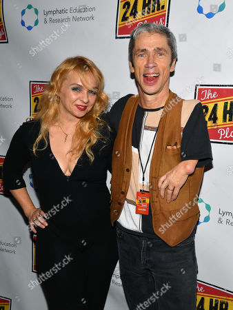 Stock Image of Julie Atlas Muz and Mat Fraser