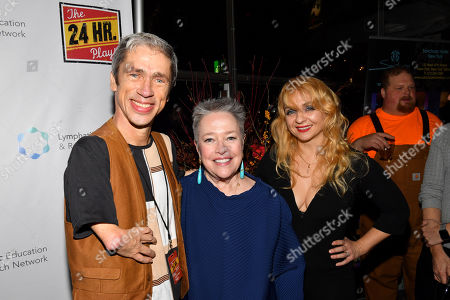 Mat Fraser, Kathy Bates and Julie Atlas Muz