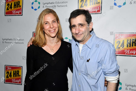 Carolyn Cantor and Jonathan Marc Sherman