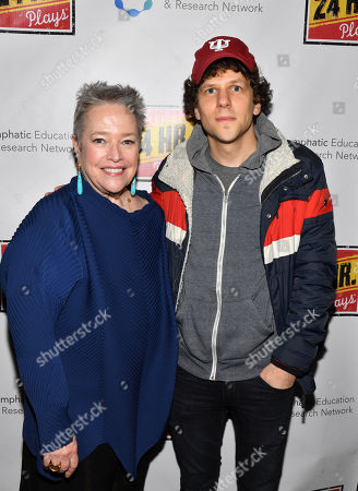 Editorial photo of The 24 Hour Plays 19th Annual Broadway Gala, Arrivals, Laura Pels Theater, New York, USA - 18 Nov 2019