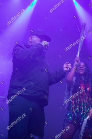 Editorial picture of Happy Mondays in concert at O2 Academy, Newcastle, UK - 15 Nov 2019